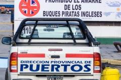 Port Authority of Ushuaia (2016)