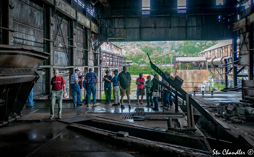 Carrie Furnace (2018)