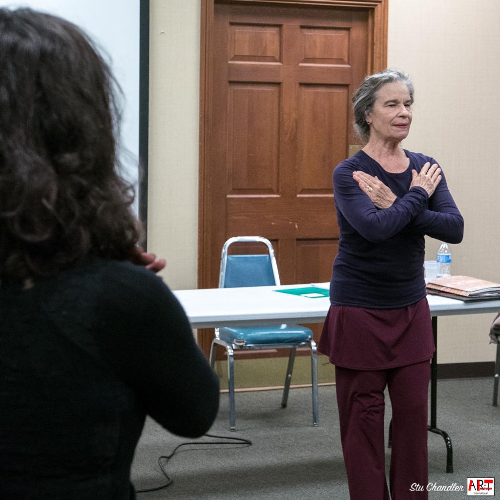 Gail Langstroth (November 2018)