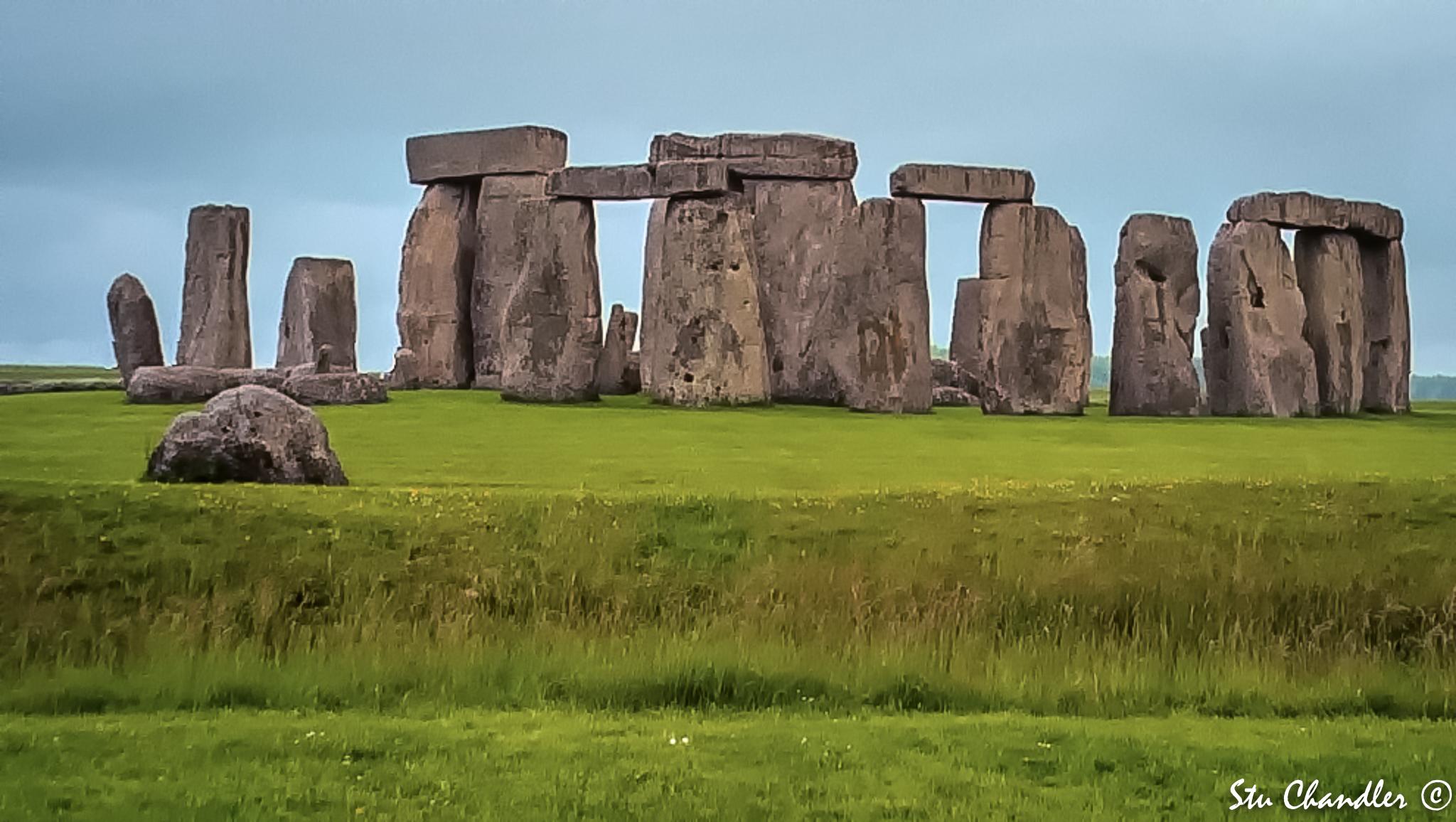 UK - Salisbury Plain - Stonehenge (2002)