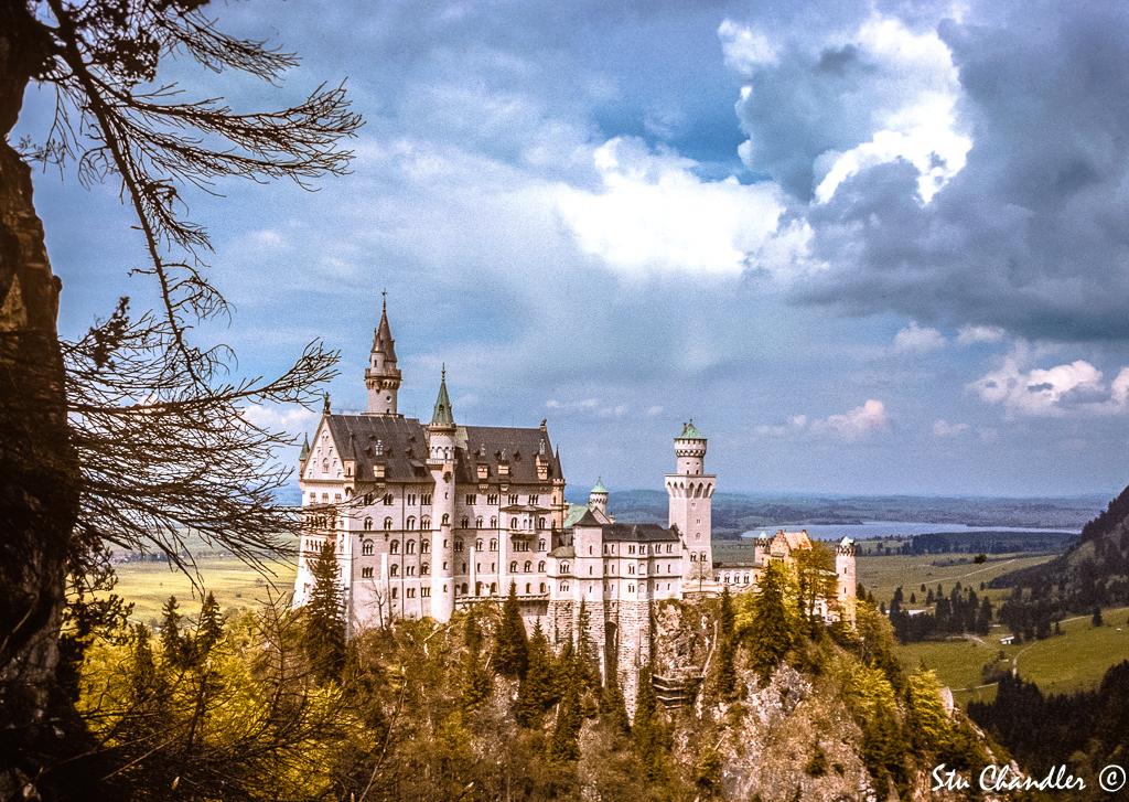 Germany - Bavaria - Neuschwanstein (1977)