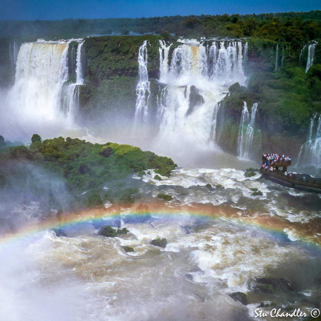 Brasil - Iguaçu Falls (2013)