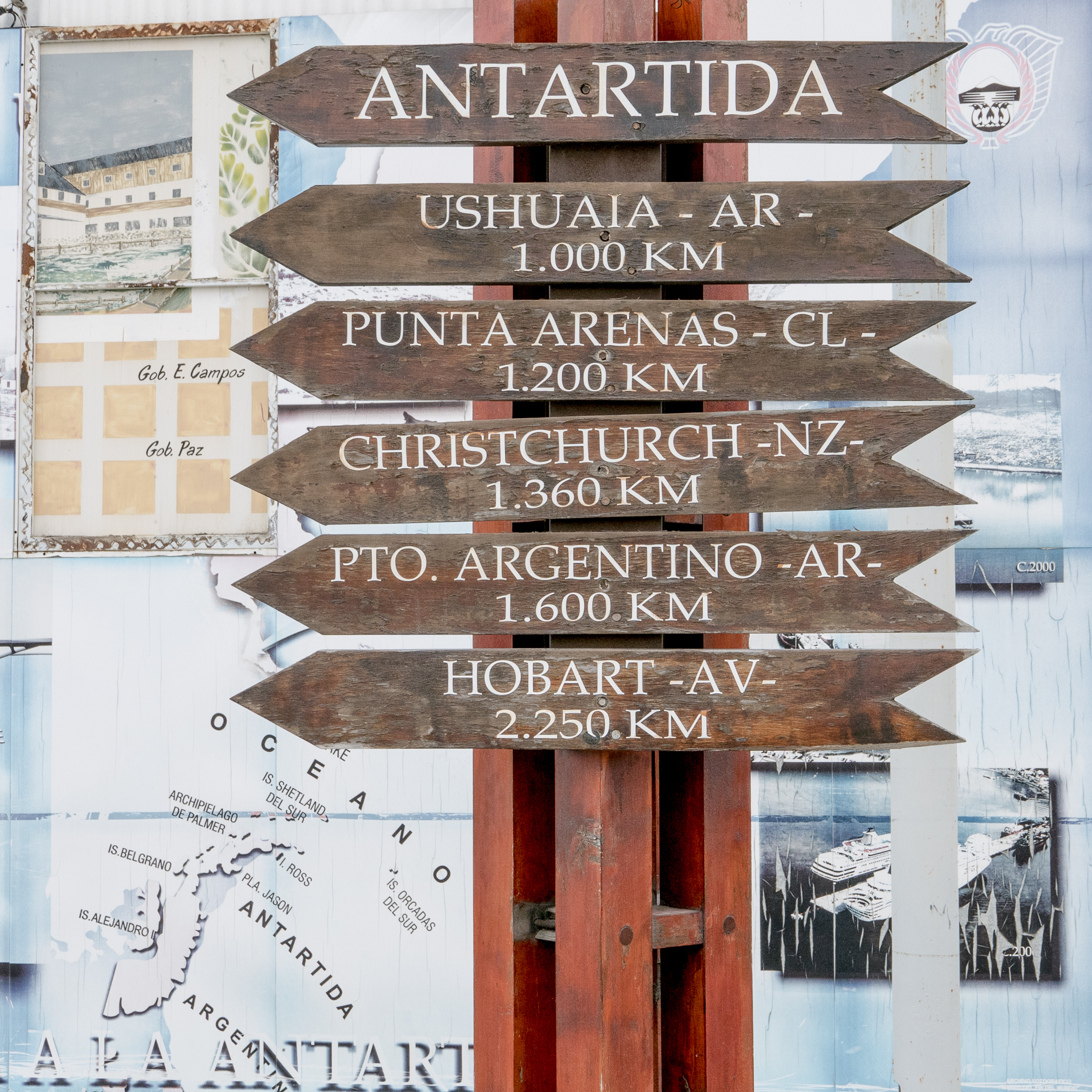 Argentina - Tierra del Fuego (2016)