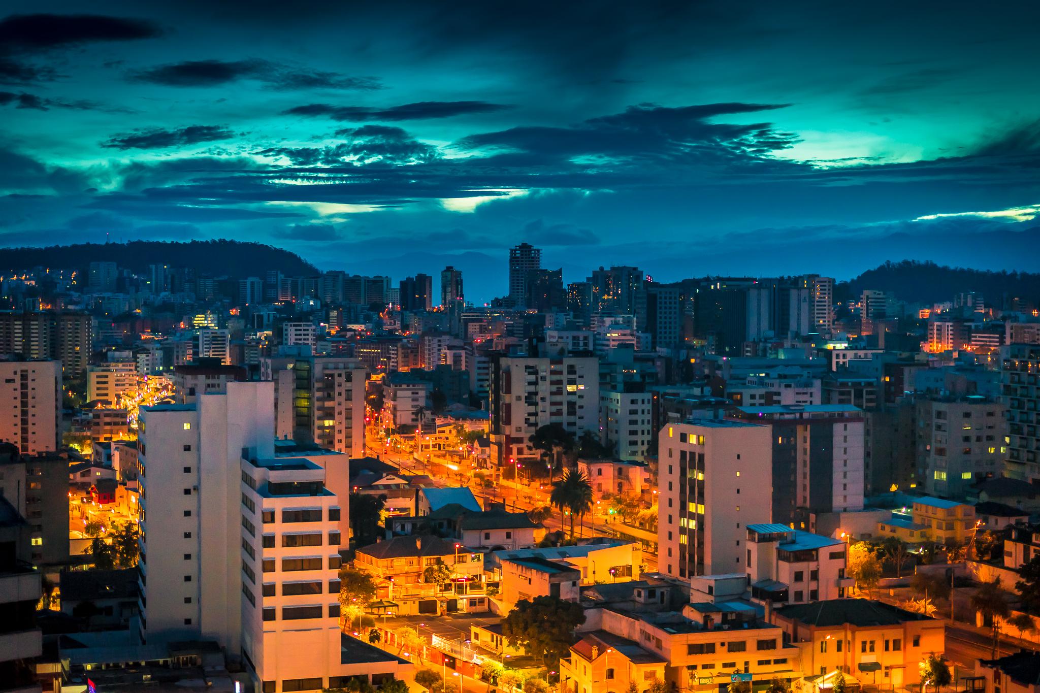Ecuador - Quito (2017)