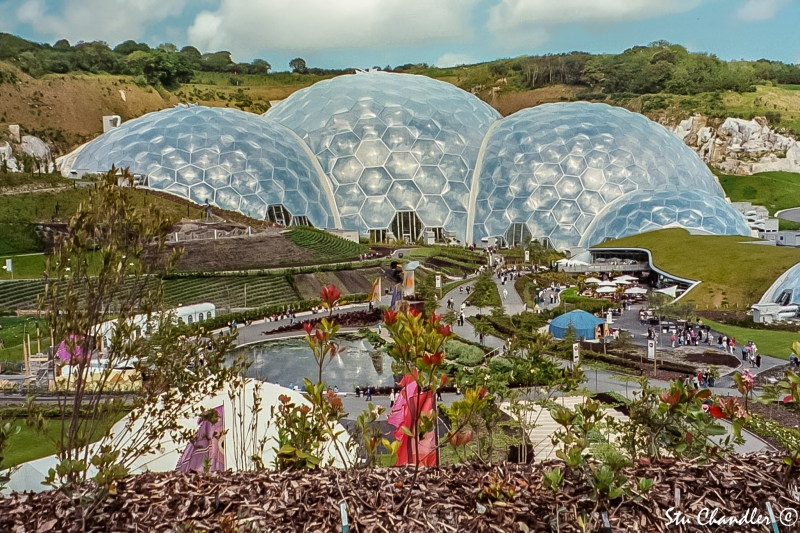 UK - Cornwall - The Eden Project (2002)