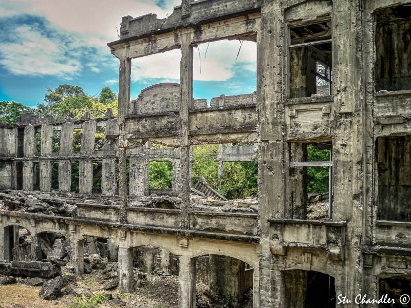 Philippines - Corregidor Island - Marine Barracks (2011)