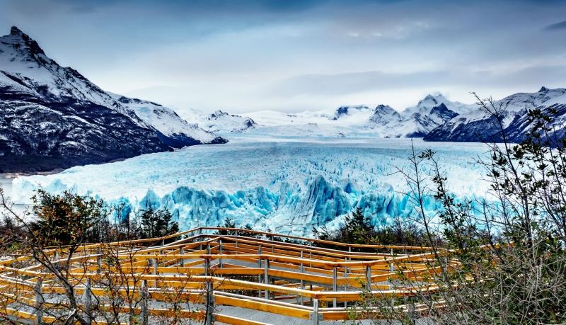 Argentina - Glaciar Petito Moreno (2015)