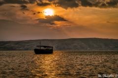 Galilee Boat Trip ©SCP-SA707015A