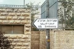 US Embassy, Jerusalem SA708672A
