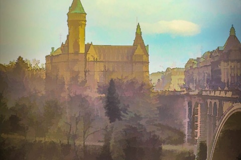 Luxembourg City (1977)