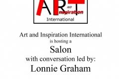The Art and Inspiration International Salon (2019-L043)