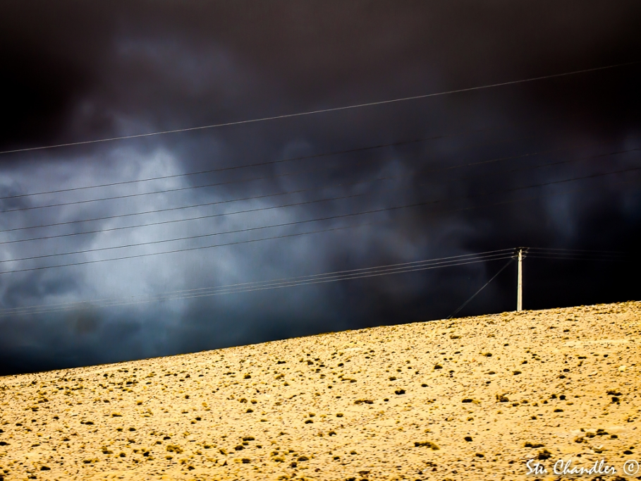 Israel - Sinai Border with Egypt (2012)