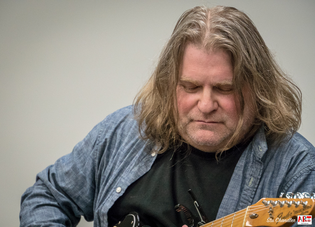 Tom Kurlander (April 2018)